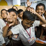 Indian school students India Jocelyn Voo Aw Yeah Photo travel photography