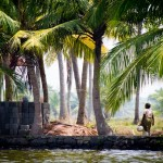 Woman fetching water, Kerala, India, nature Jocelyn Voo Aw Yeah Photo travel photography