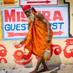 India sadhu photography.
